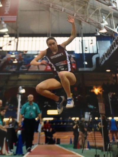 Harvard-bound Gray nabs All-American status at nationals