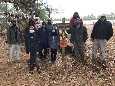 Students help save area endangered species