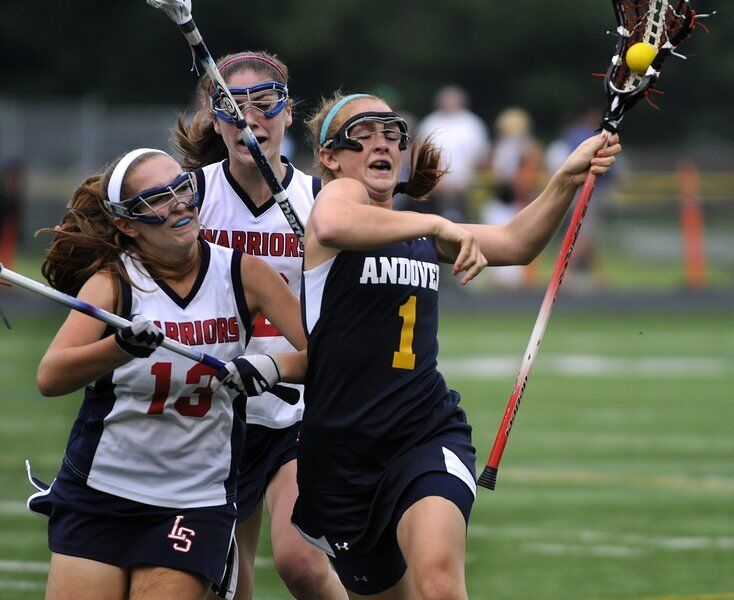 Andover Archives: Golden Warrior Girls Lacrosse
