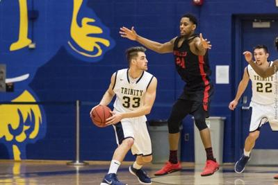 Andover's Merinder adds 3-point shooting to skill set as Trinity captain