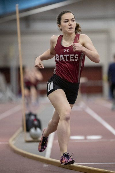 Balancing act: Andover's Rothmann finds it at Bates