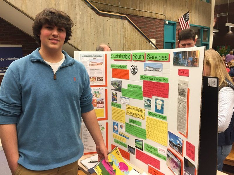 Assignment: To make a difference; AHS interns share their eco-minded projects