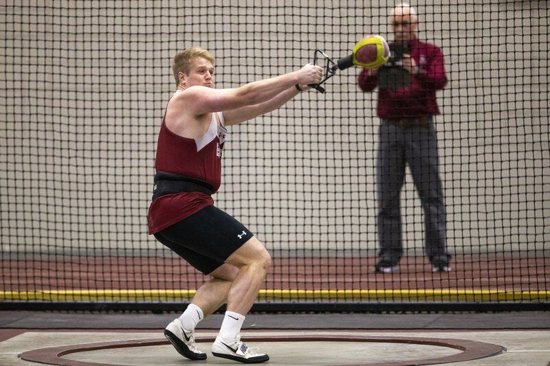 Andover's Rex delivers All-American final statement in college track