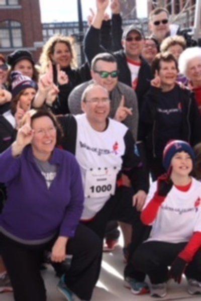 Celtics recognize Andover runner for cancer donation