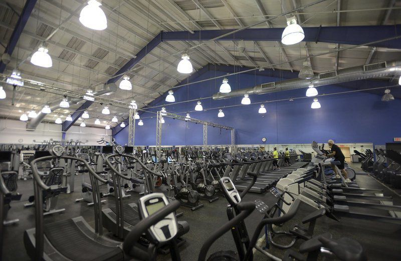 Cedardale club opens facility in Andover