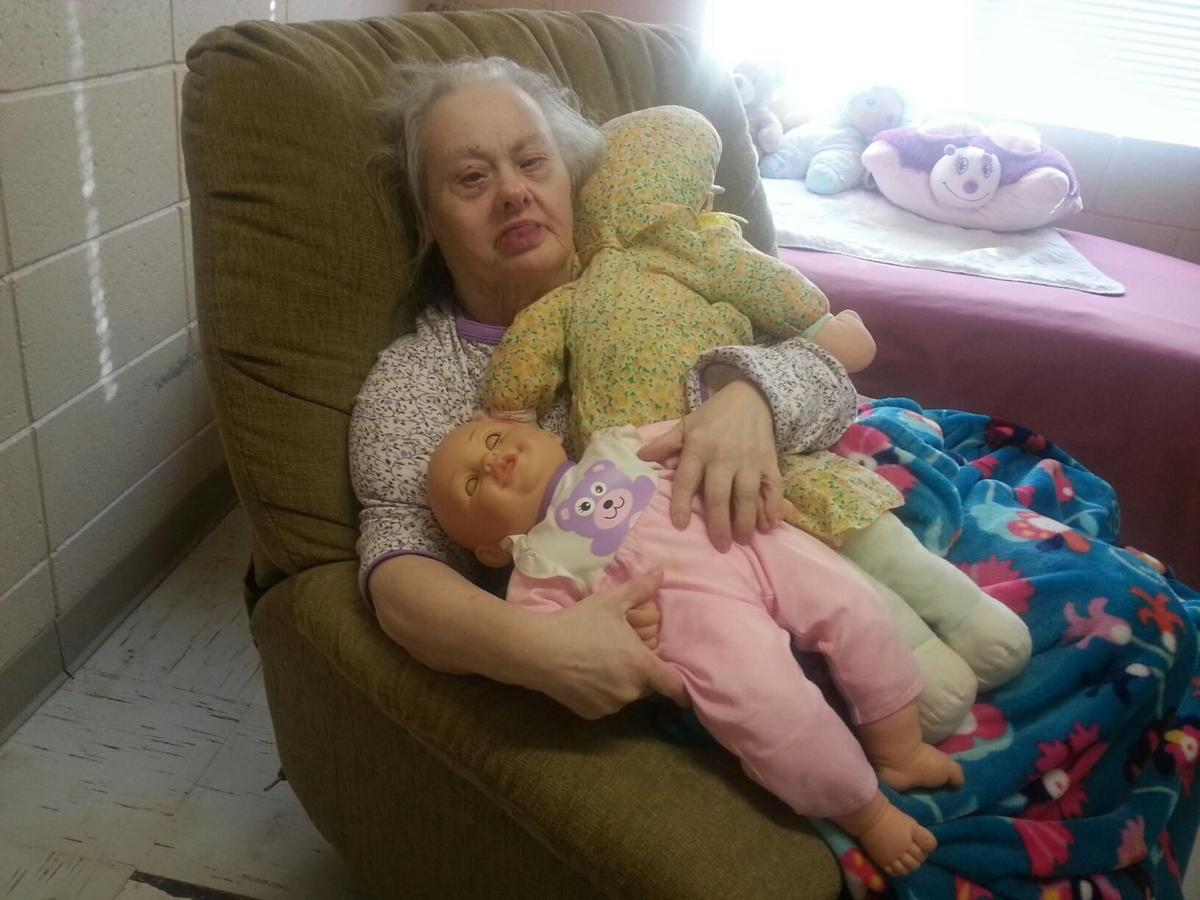 Dollie and her dollies