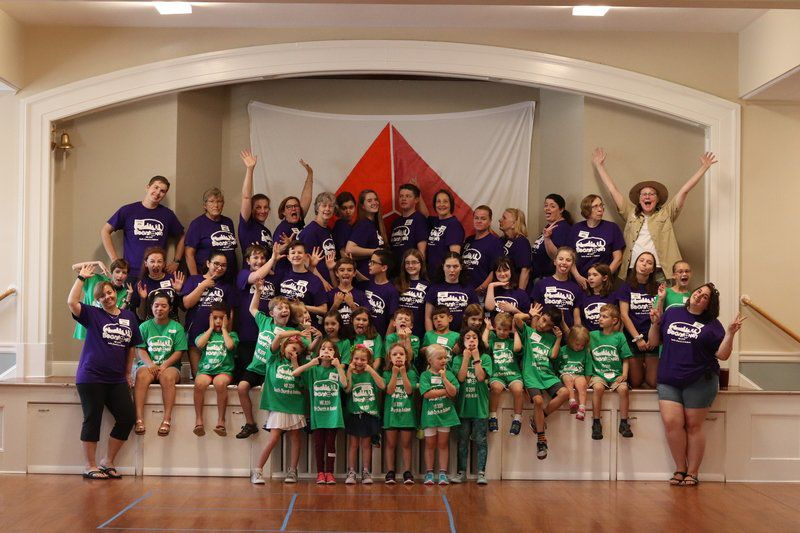 South Church holds vacation bible school