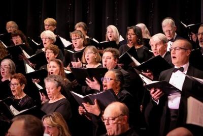 Andover Choral Society chosen as competition finalist