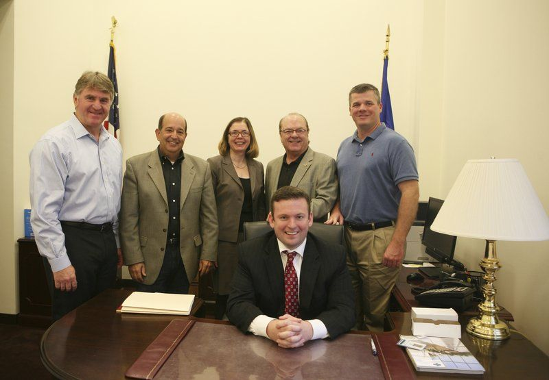 New town manager sworn in