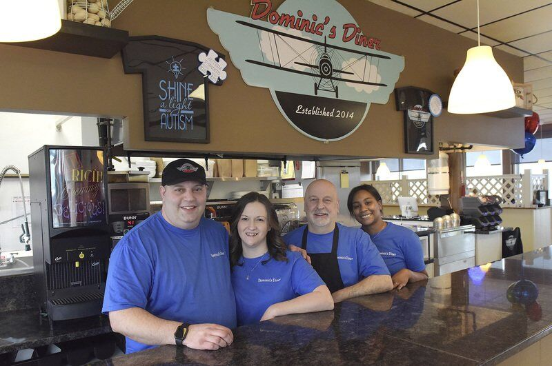 Diner owners with autistic son help Melmark