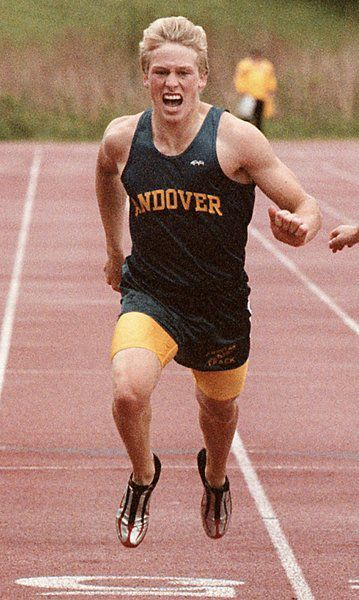 Andover Archives: Golden Warrior boys track greats