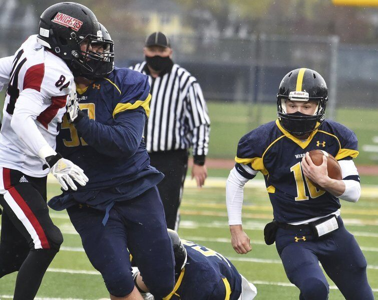 Brown-bound football star Heidtke also a star in the classroom