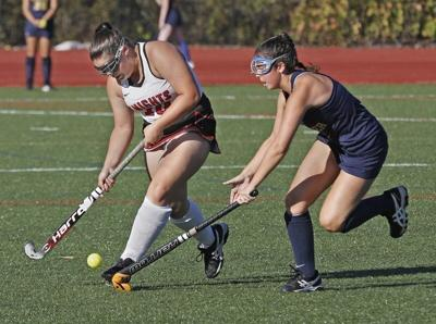 Field hockey change to 7 on 7 could mean more scoring/excitement
