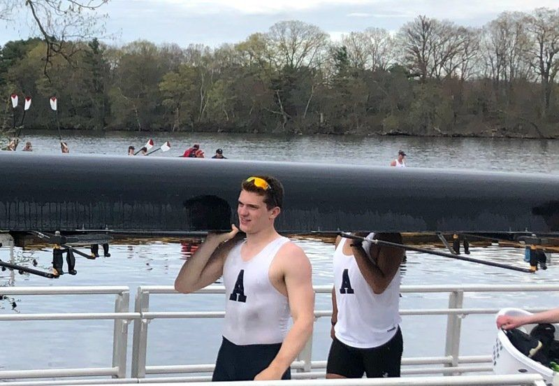 Hudgins eyes spot on junior national crew squad, then Dartmouth