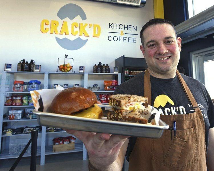 Crack'd restaurantcracks open its doors
