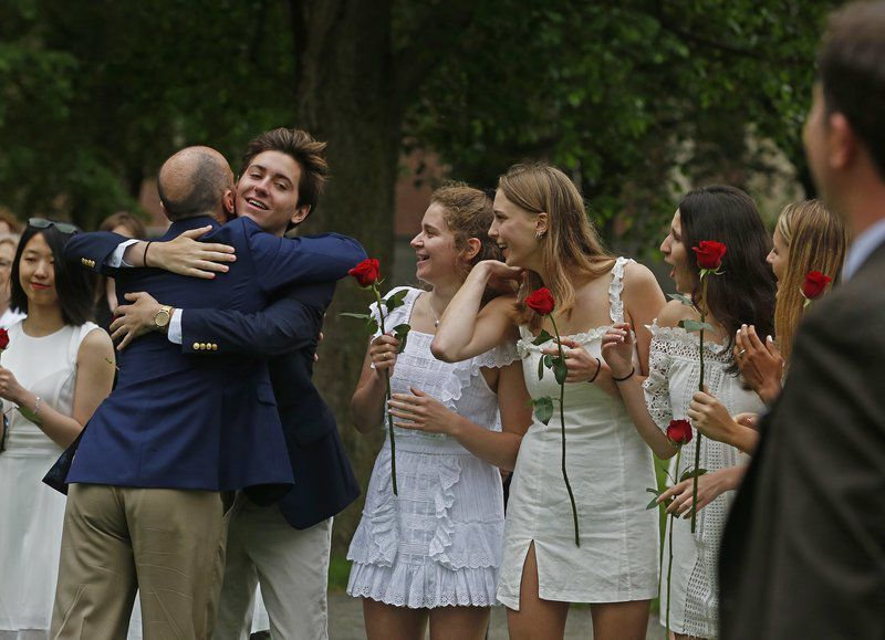 Phillips Academy sends off 320 graduating seniors