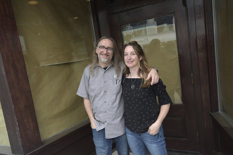 Andover couple to open wine bar, listening room