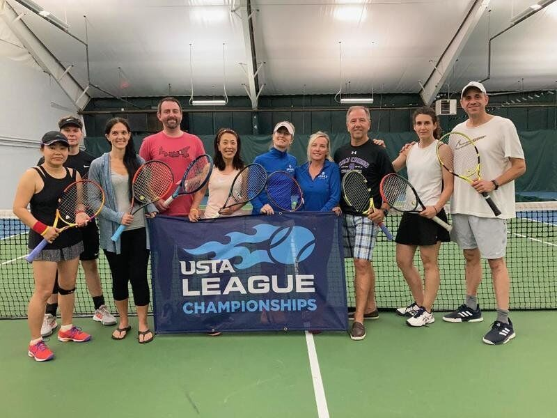 Andover tennis club 'Spark' producing lots of talent, National qualifiers