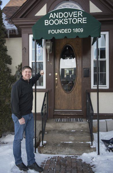 Owner: Andover Bookstore will stay open