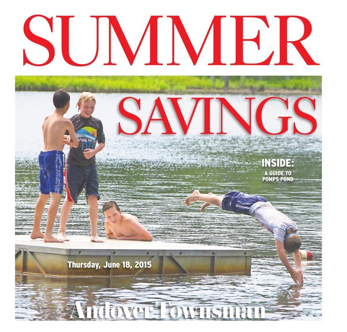 Summer Savings 2015