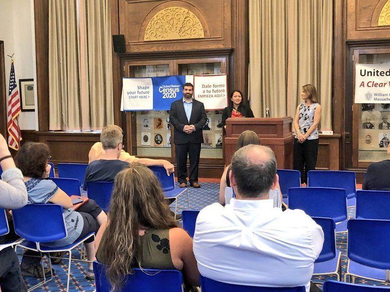 Local leaderseducate public on 2020 census