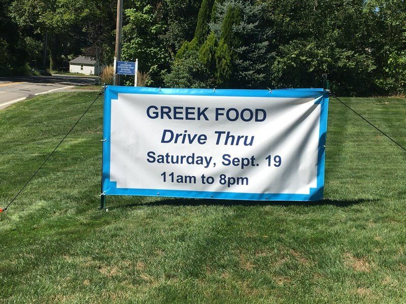 Greek fest a drive-thru event this year