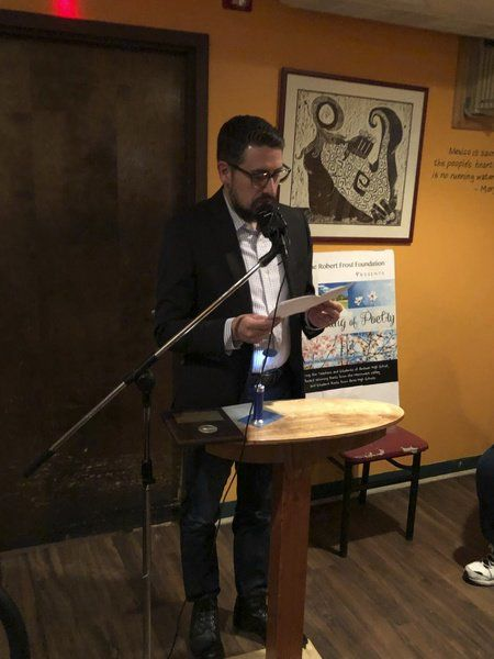 10th annual Robert Frost Foundation's poetry night to air on TV
