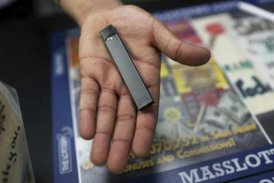 Vaping-related illnesses continue to rise