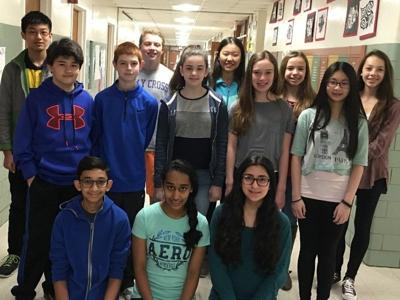 West Middle students win military cyber contest