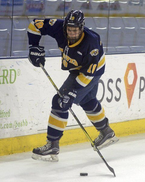 Terrier Tradition: Andover's Lachance commits to Boston University hockey, ready to add to family legacy