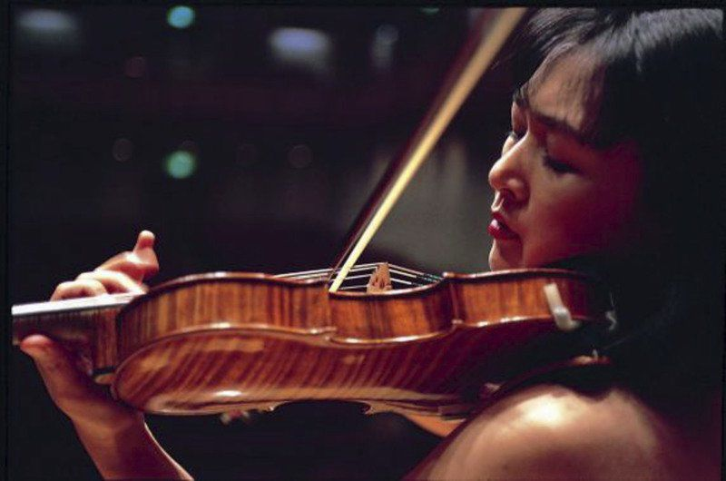 Japanese organist, violinist to perform in Andover
