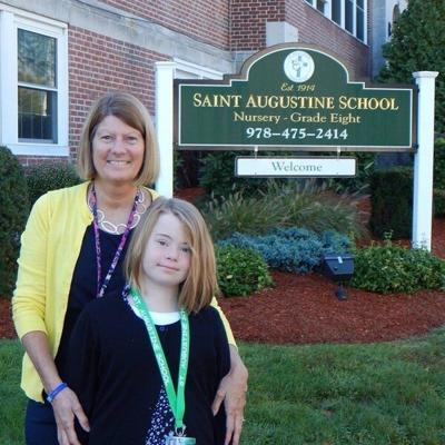 Girl who spurred special ed program at school graduates