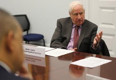 Lyons: GOP caving to 'woke cancel culture'