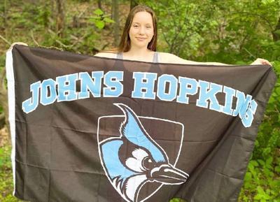 John Hopkins bound grad wins $1,000 scholarship