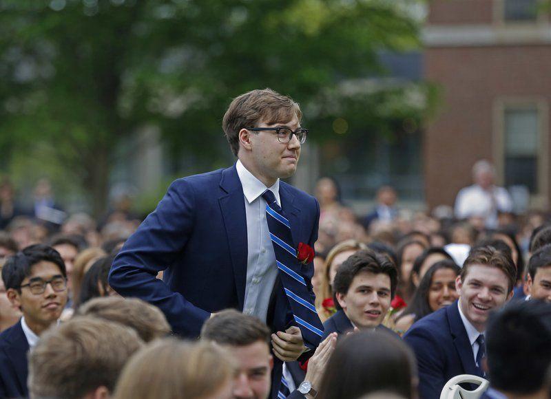 Phillips Academy sends off 320 graduating seniors