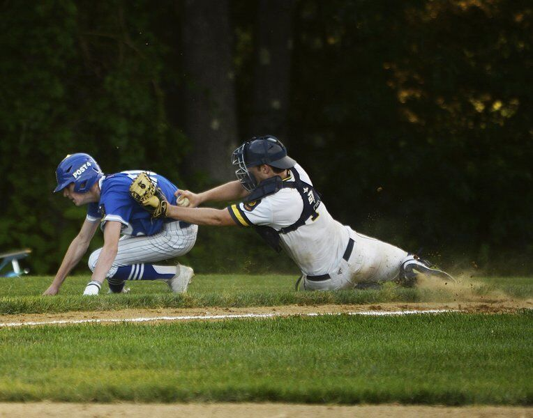 Andover's Schirmer a defensive wiz as catcher, go-to clutch hitter
