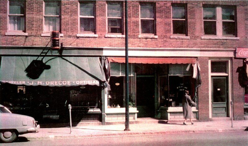 Andover Story: Foundations of Main Street