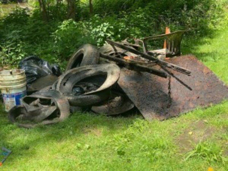 Shawsheen River volunteers to tackle 2nd round of rubbish
