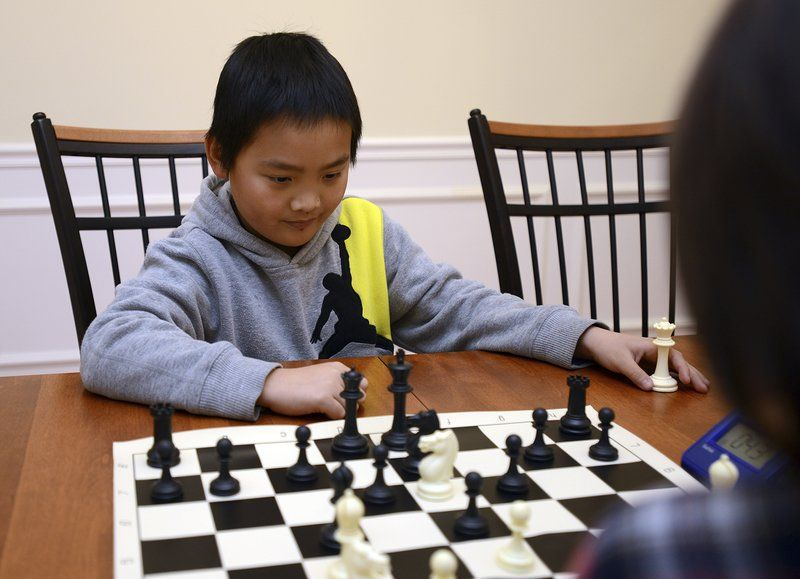 Checkmate! New chess club captures excitement for the game