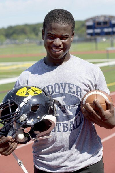 From Florida to Everett to Andover, talented Joseph loves the game