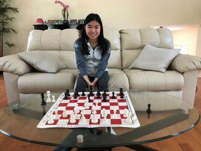 Carissa Yip to defend her junior chess title next month