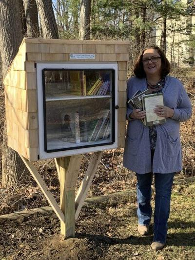 'Sharing the joy of reading'