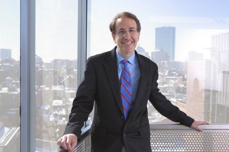 A proven cancer fighter; Spitzer named to Mass. Generals' 'one hundred' club for life-saving advancements