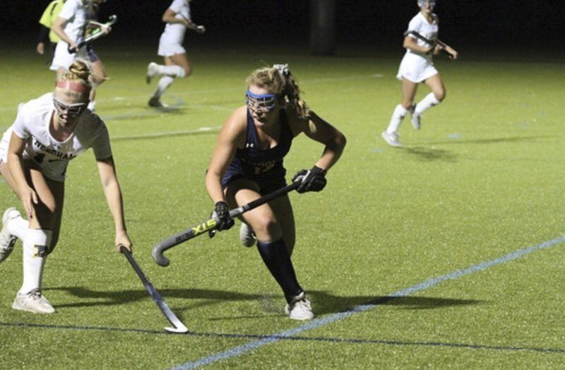 With her position eliminated, Miller finds other way to lead Andover field hockey