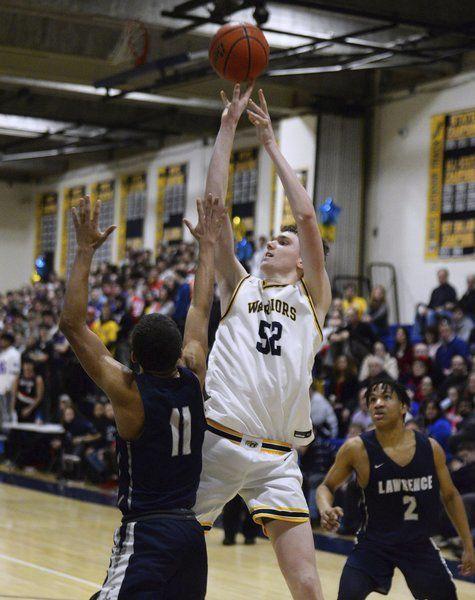 Rocker, boys basketball take down surging Lawrence High