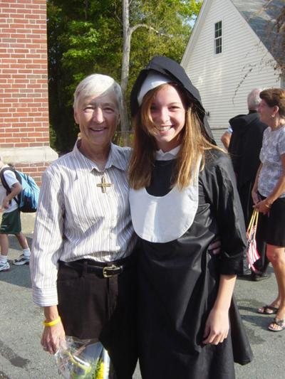 St Augustine School Celebrates 90th Community Andovertownsman Com