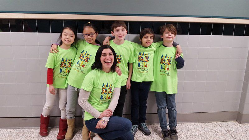 Andover teams perform well at regional Destination Imagination tourney