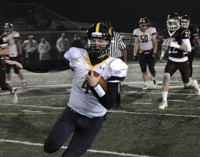 Perry IV 99-yard TD run sparks football to dominant win