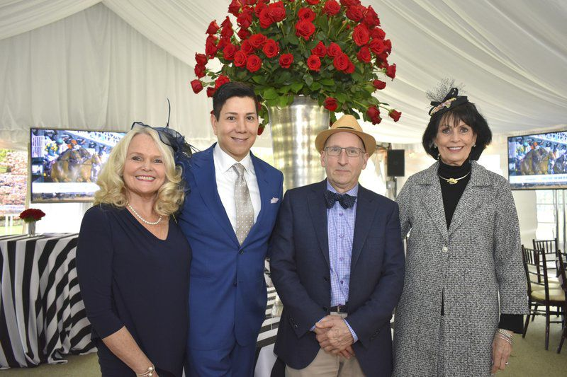 Inaugural Kentucky Derby gala races to a victory for hospice