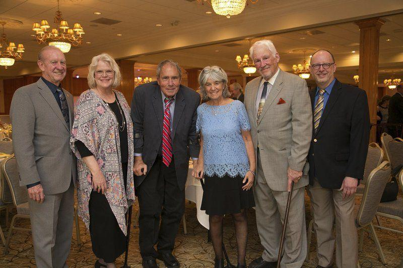 Service Club Holds Annual Fundraising Dinner Gala Townspeople Andovertownsman Com